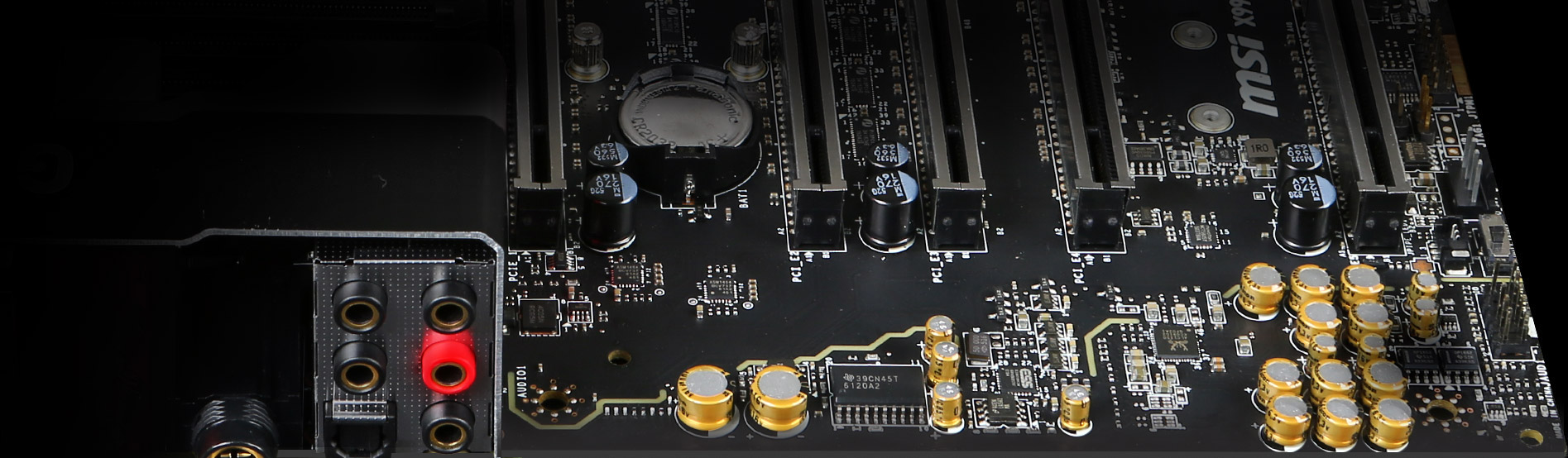 X99A GODLIKE GAMING CARBON | Motherboard - The world leader
