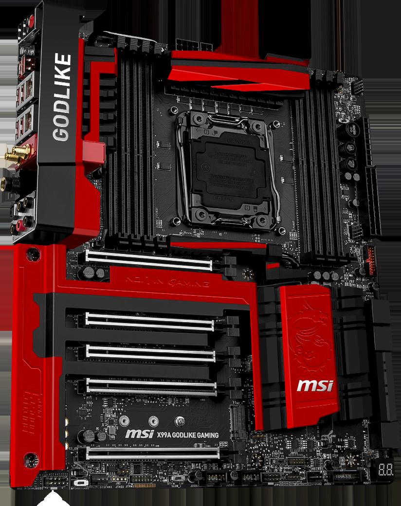 MSI X99S GAMING 9 ACK RIVET NETWORKS KILLER WLAN 64 BIT