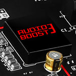 High Quality EMI-Shielded HD Audio Processor