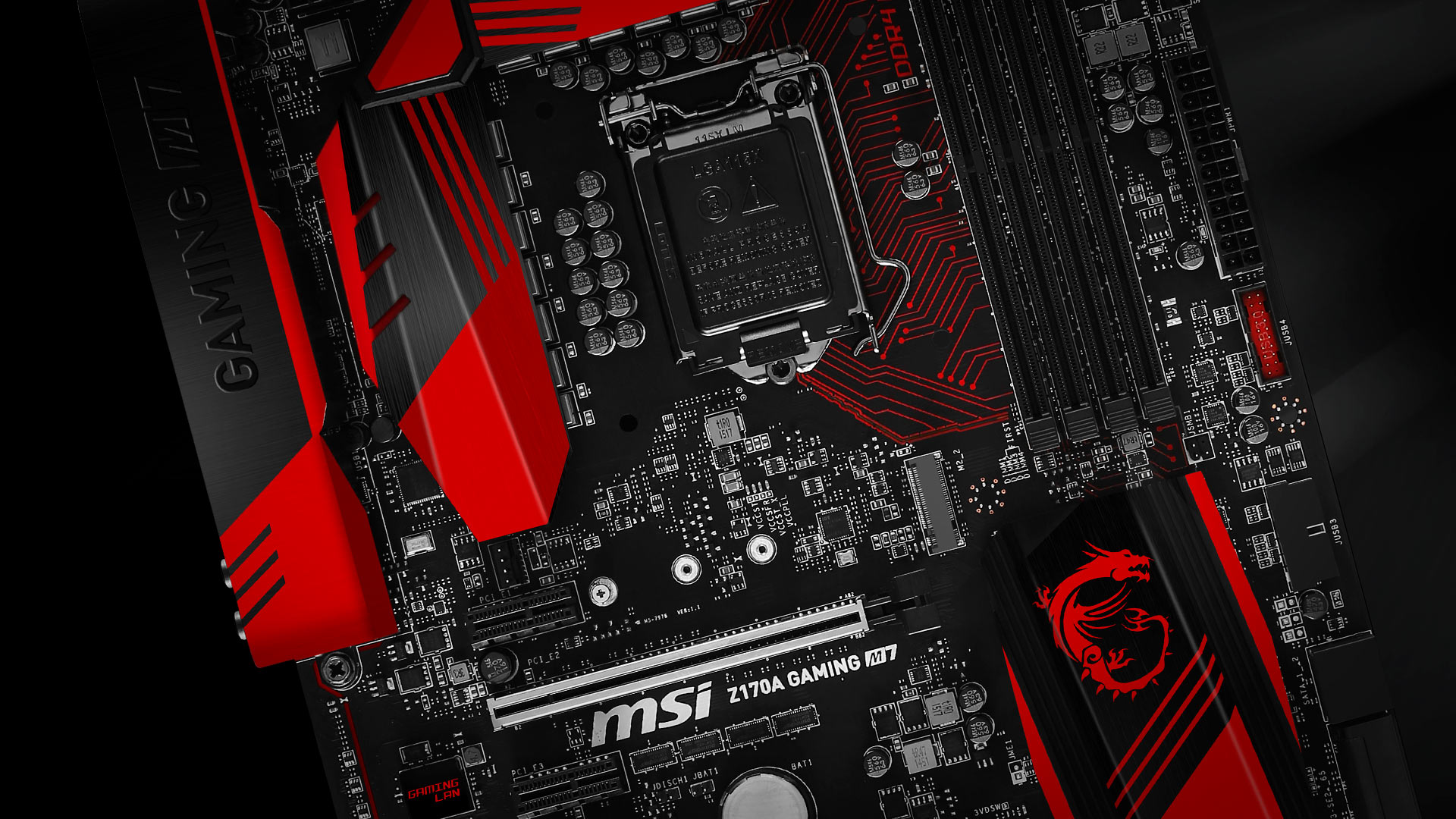 Z170a Gaming M7 Motherboard The World Leader In Lt Magazine Circuit Collection Volume 1 Hardware Design Articles Dna