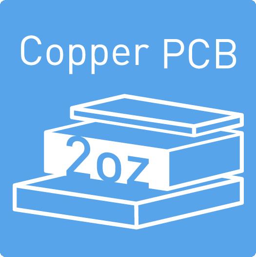 MSI 2oz Thickened Copper PCB