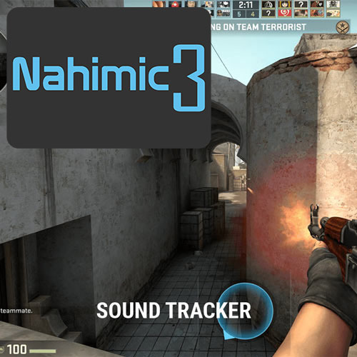 Nahimic 3 Sound Tracker