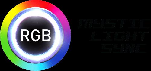 Mystic Light Sync logo