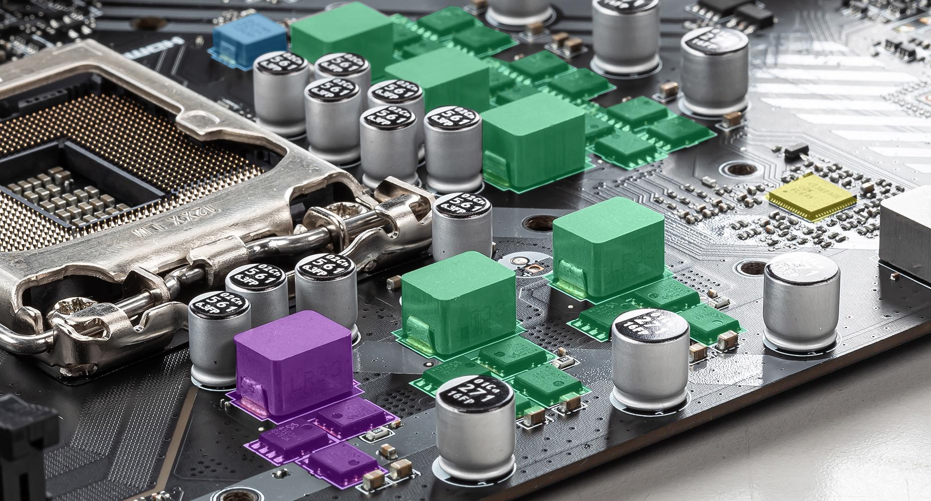 MSI MAG B460M BAZOOKA 5+1+1 DUET RAIL POWER SYSTEM