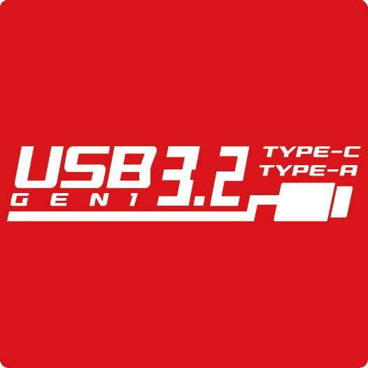 MSI USB 3.2 Gen 1 Type C