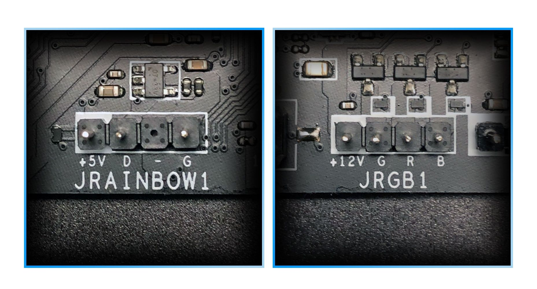 MSI B550M PRO-VDH EXTEND YOUR RGB EXPERIENCE WITH EASE