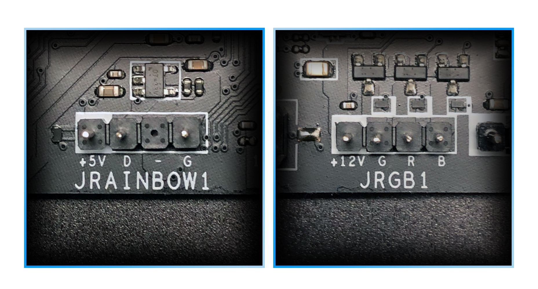 MSI B550M PRO-VDH WIFI EXTEND YOUR RGB EXPERIENCE WITH EASE