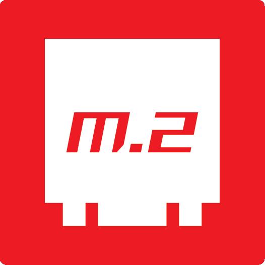 MSI Quadruple M.2 Connectors