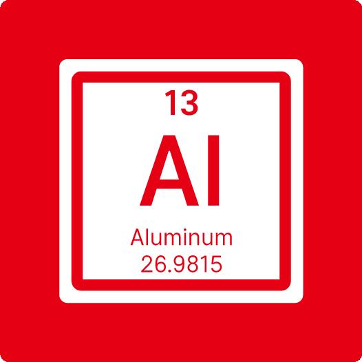 MSI Aluminum Cover