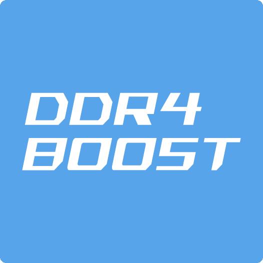 MSI DDR4 Boost