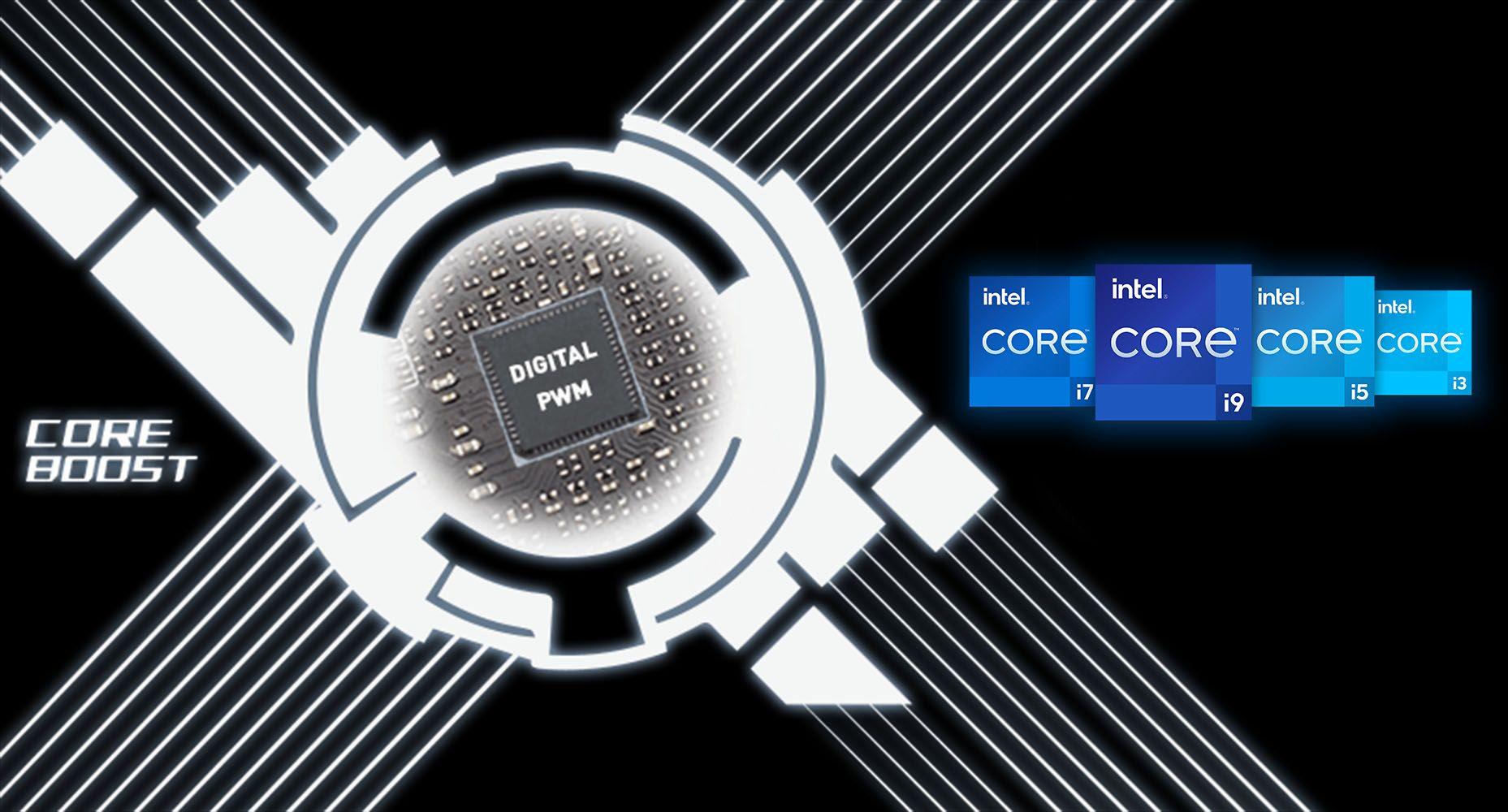 MSI B560M PRO-VDH CORE BOOST