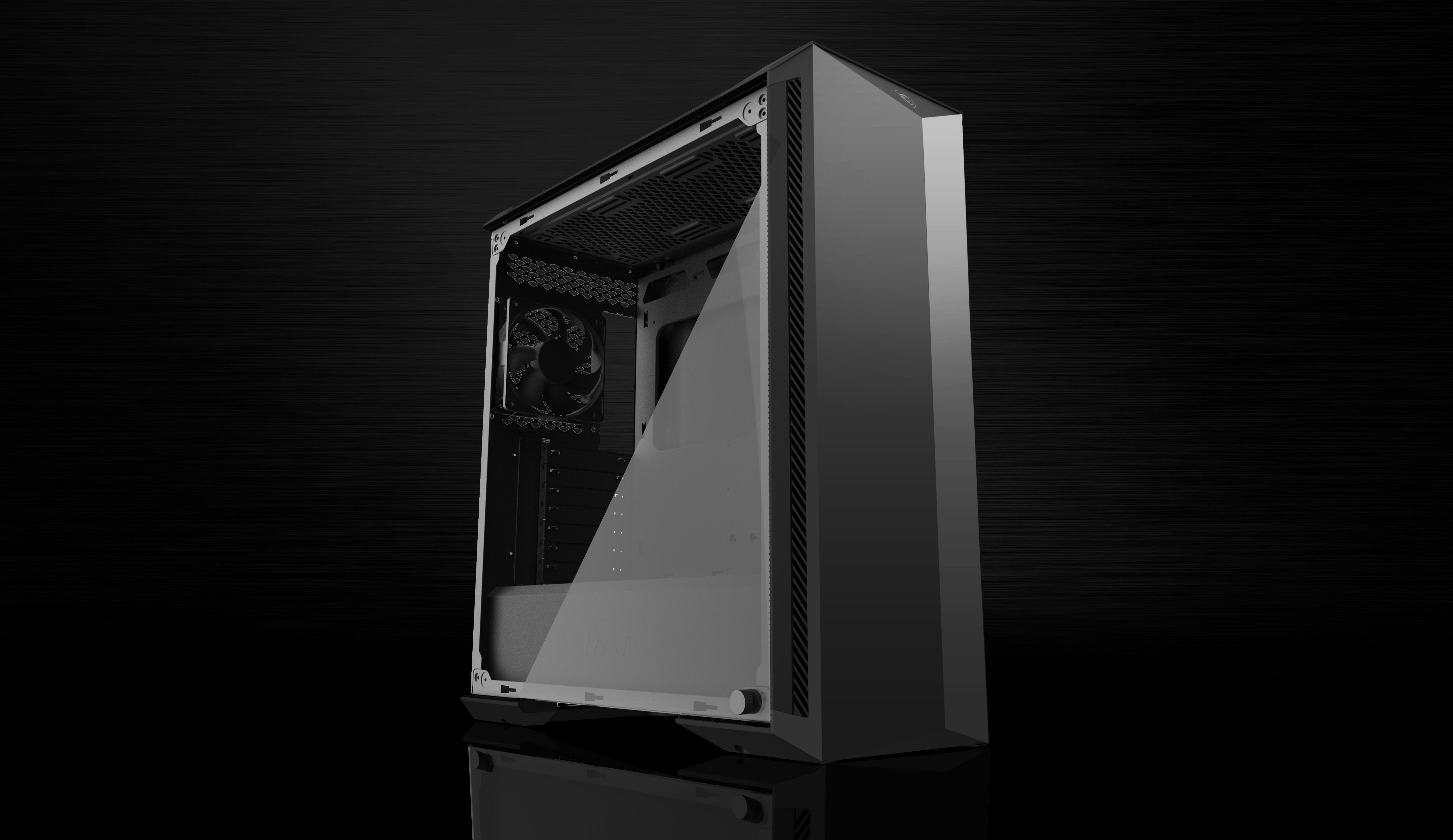 MSI Tempered Glass