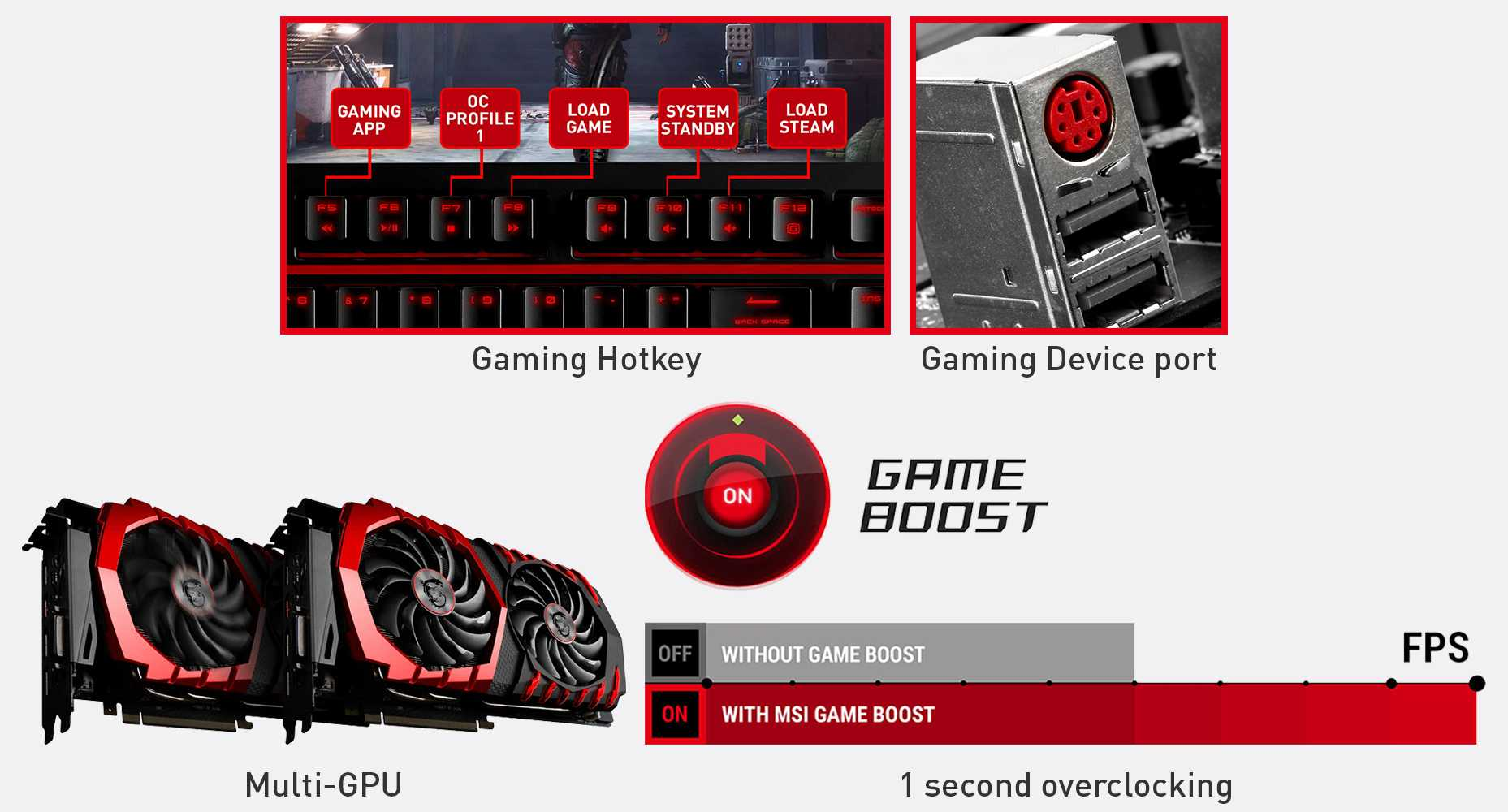 MSI YOUR IN-GAME ADVANTAGE