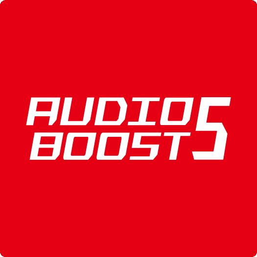 Audio Boost 5