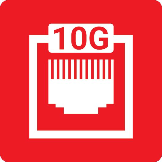 MSI 10G Super LAN + 2.5G LAN
