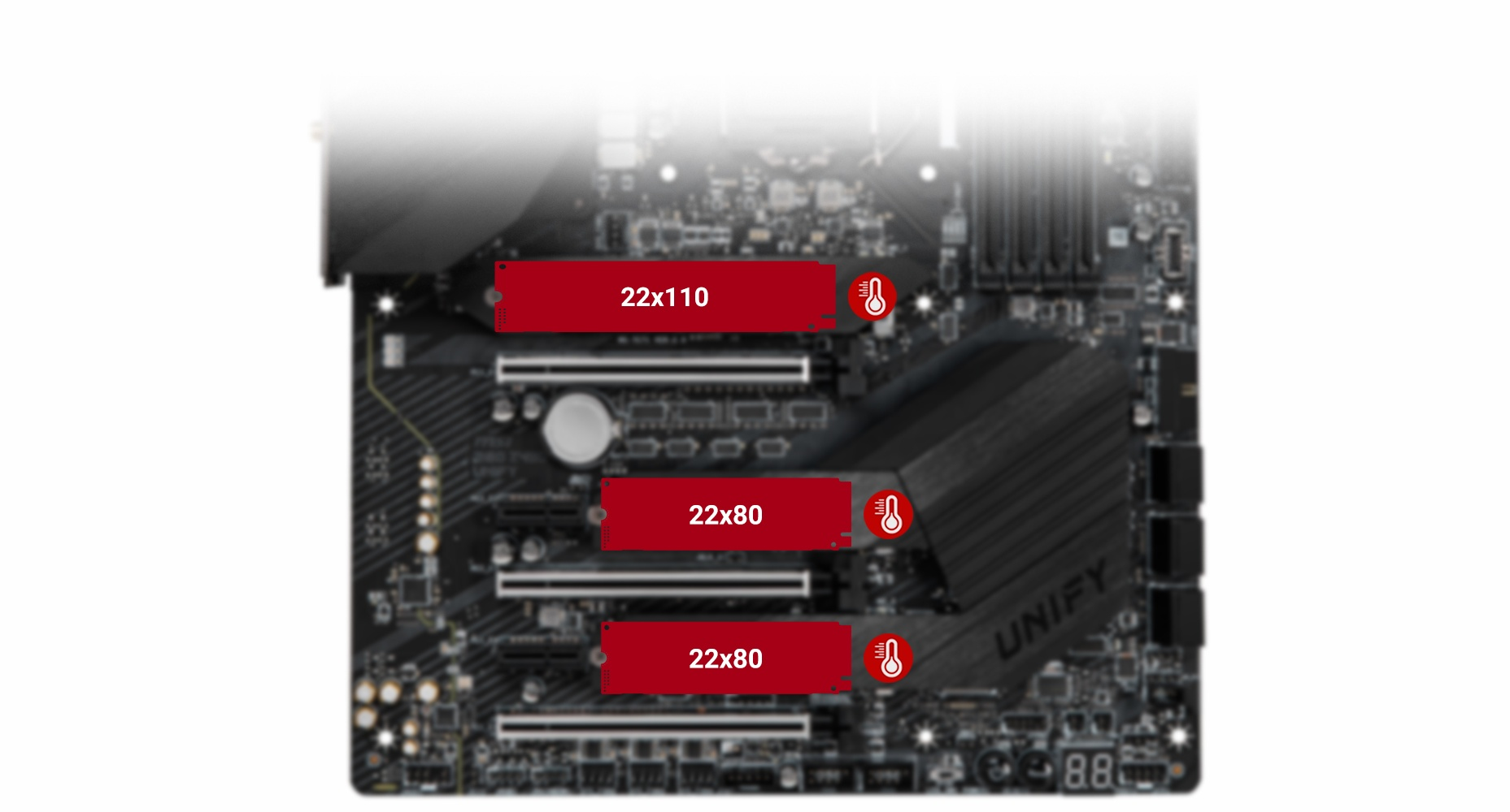 MSI MEG Z490 UNIFY TRIPLE TURBO M.2 WITH SHIELD FROZR