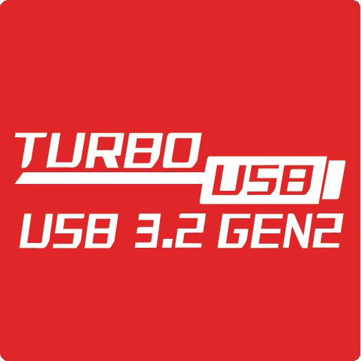 MSI Turbo USB