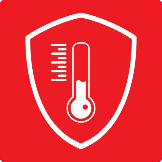 MSI Enlarged Chipset Heatsink