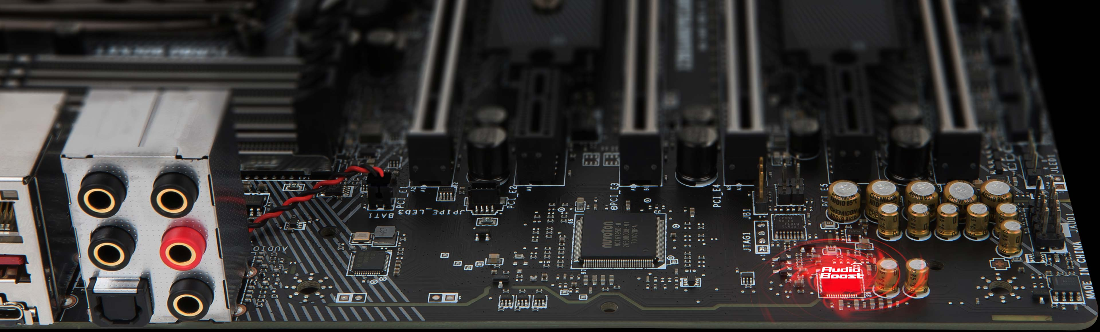 For Pc Case Lighting Custom Msi X299 Gaming Pro Carbon Ac Channel Visions Universal Printed Circuit Board Mounting Plate Is A Motherboard Global