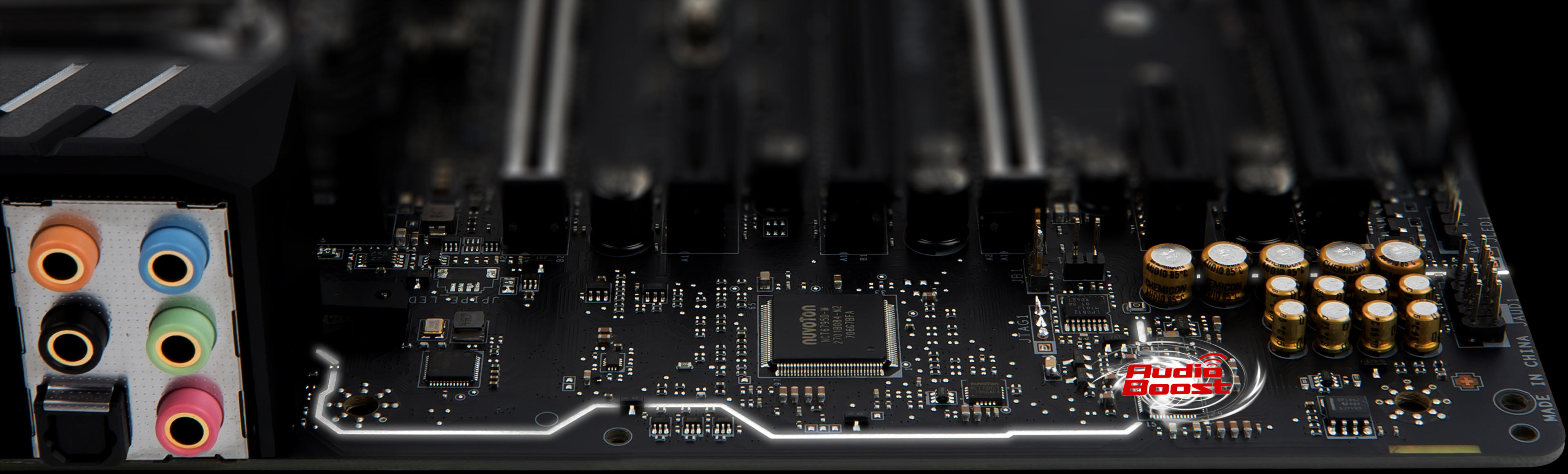 For Design Workstation Build Msi X299 Sli Plus Motherboard Wiring Diagram Linear Actuator Super Jack Audio