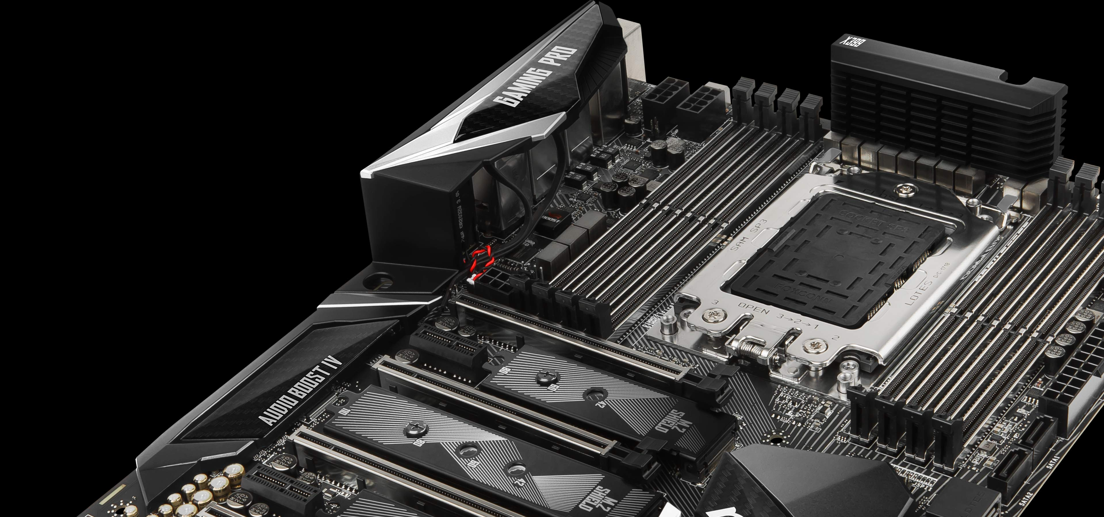 X399 GAMING PRO CARBON AC | Motherboard - The world leader