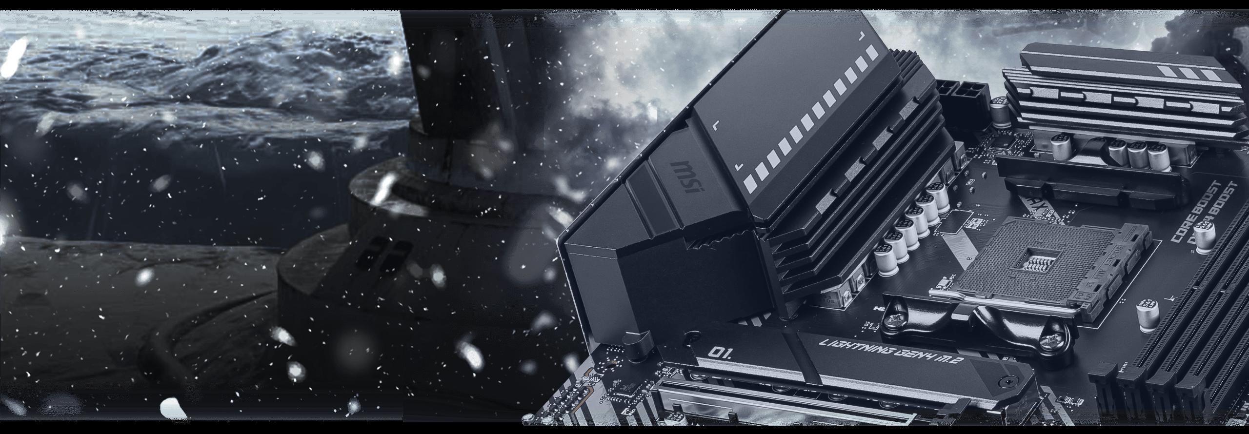 x570s enhanced performance