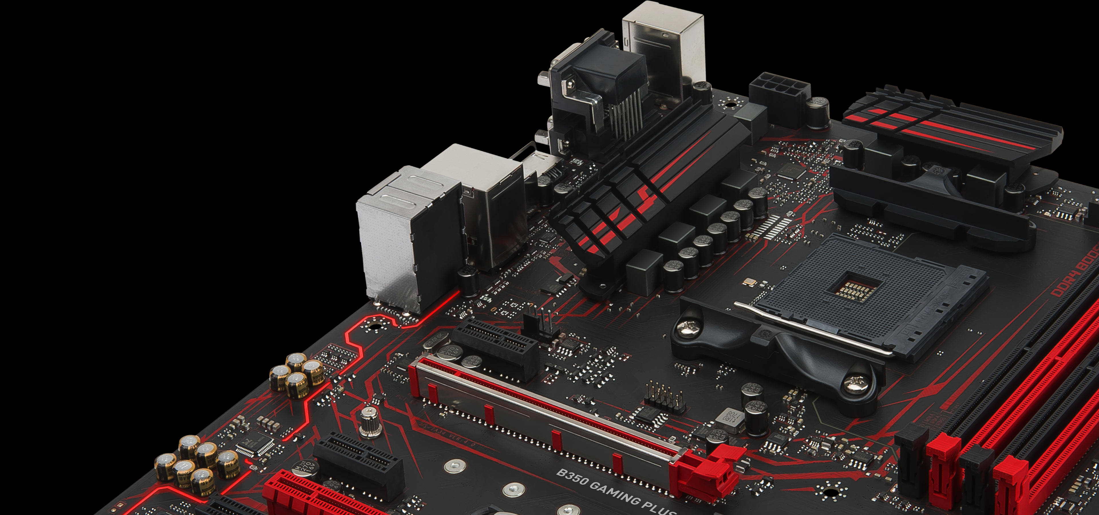 B350 GAMING PLUS | Motherboard - The world leader in