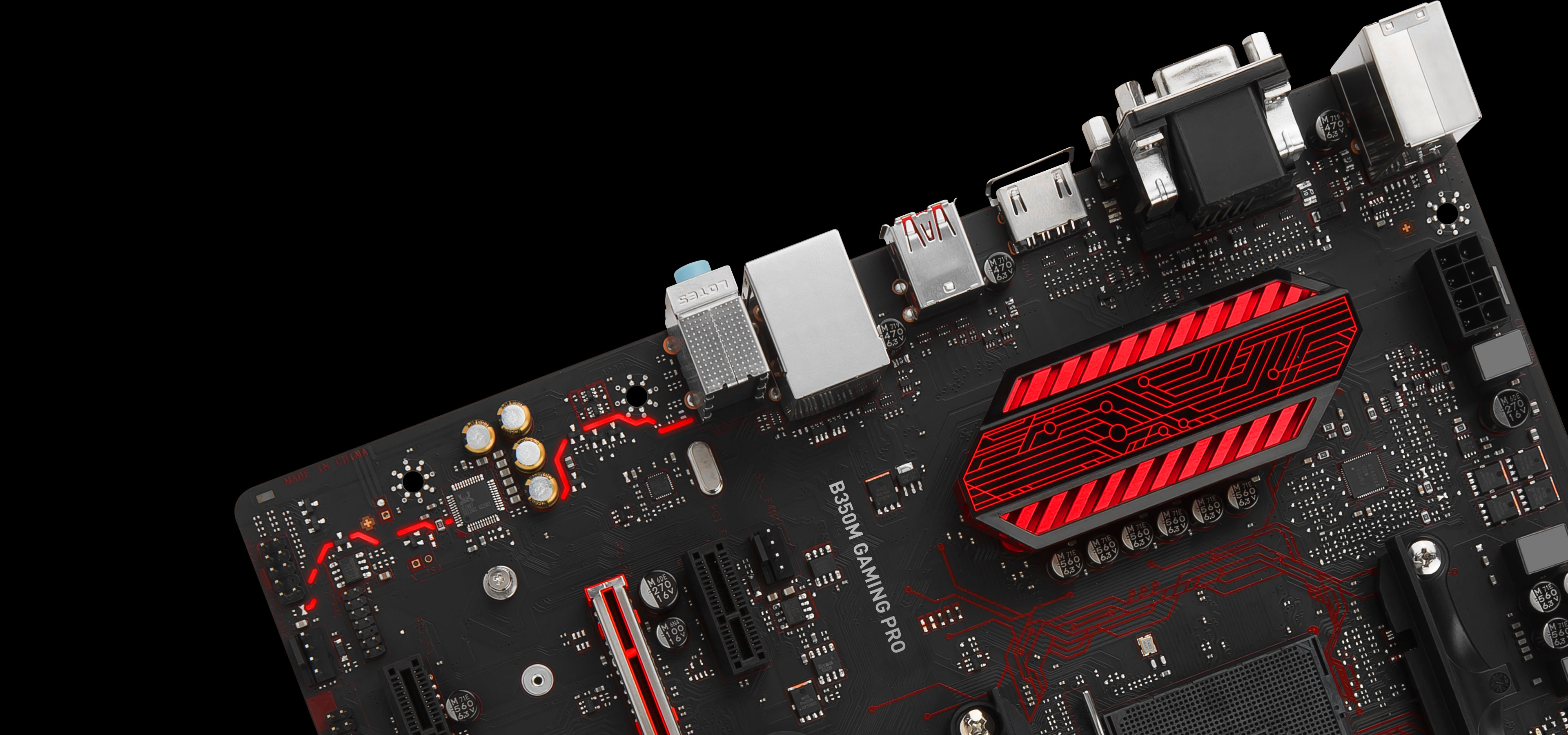 B350M GAMING PRO | Motherboard - The world leader in