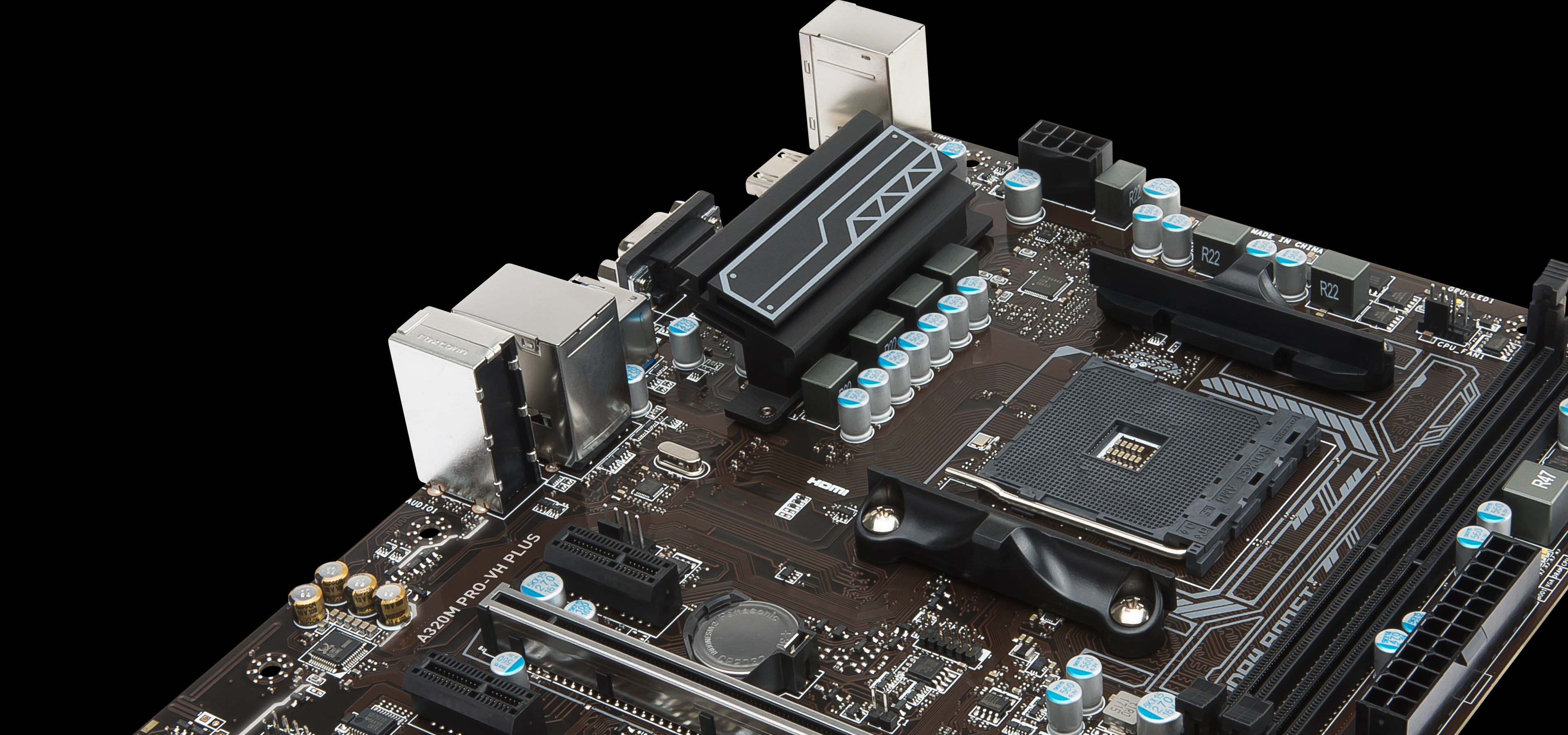 A320M PRO-VH PLUS | Motherboard - The world leader in motherboard