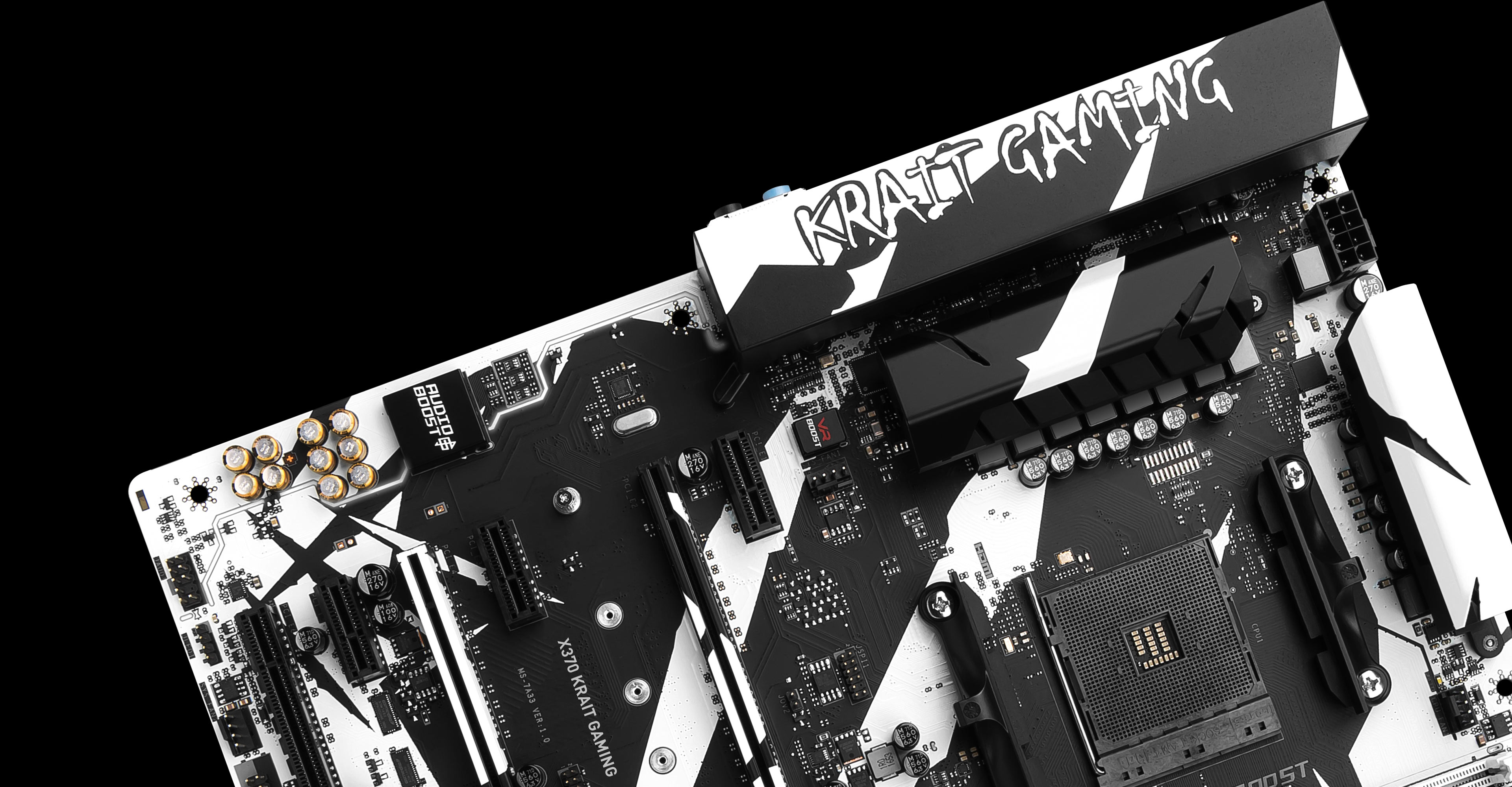 X370 KRAIT GAMING | Motherboard - The world leader in motherboard