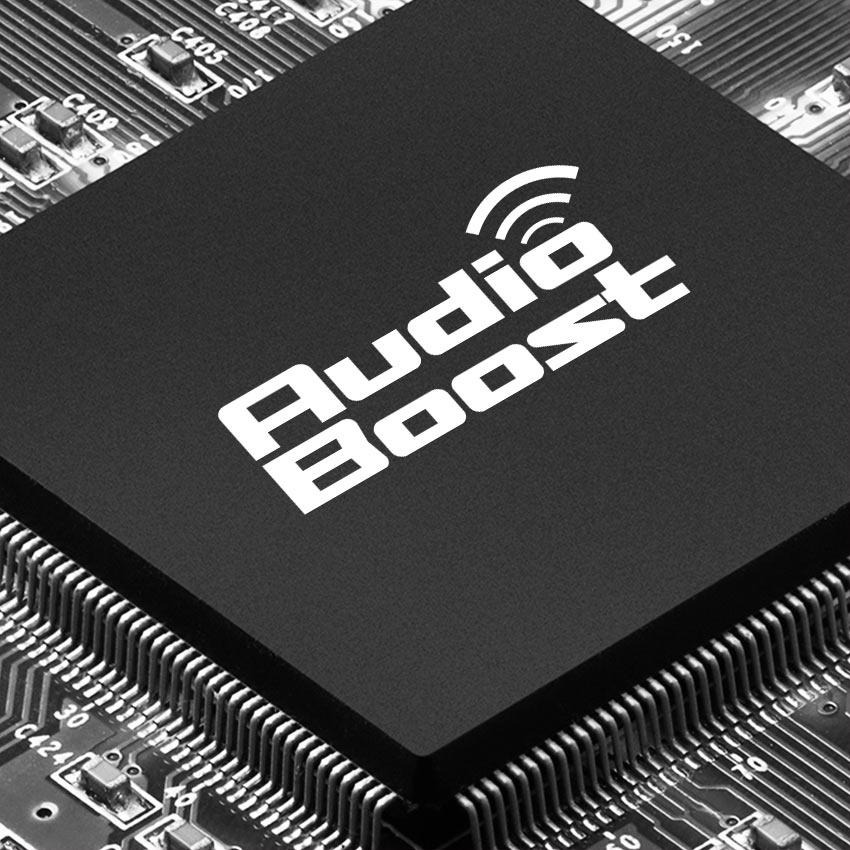 Audio Boost processor