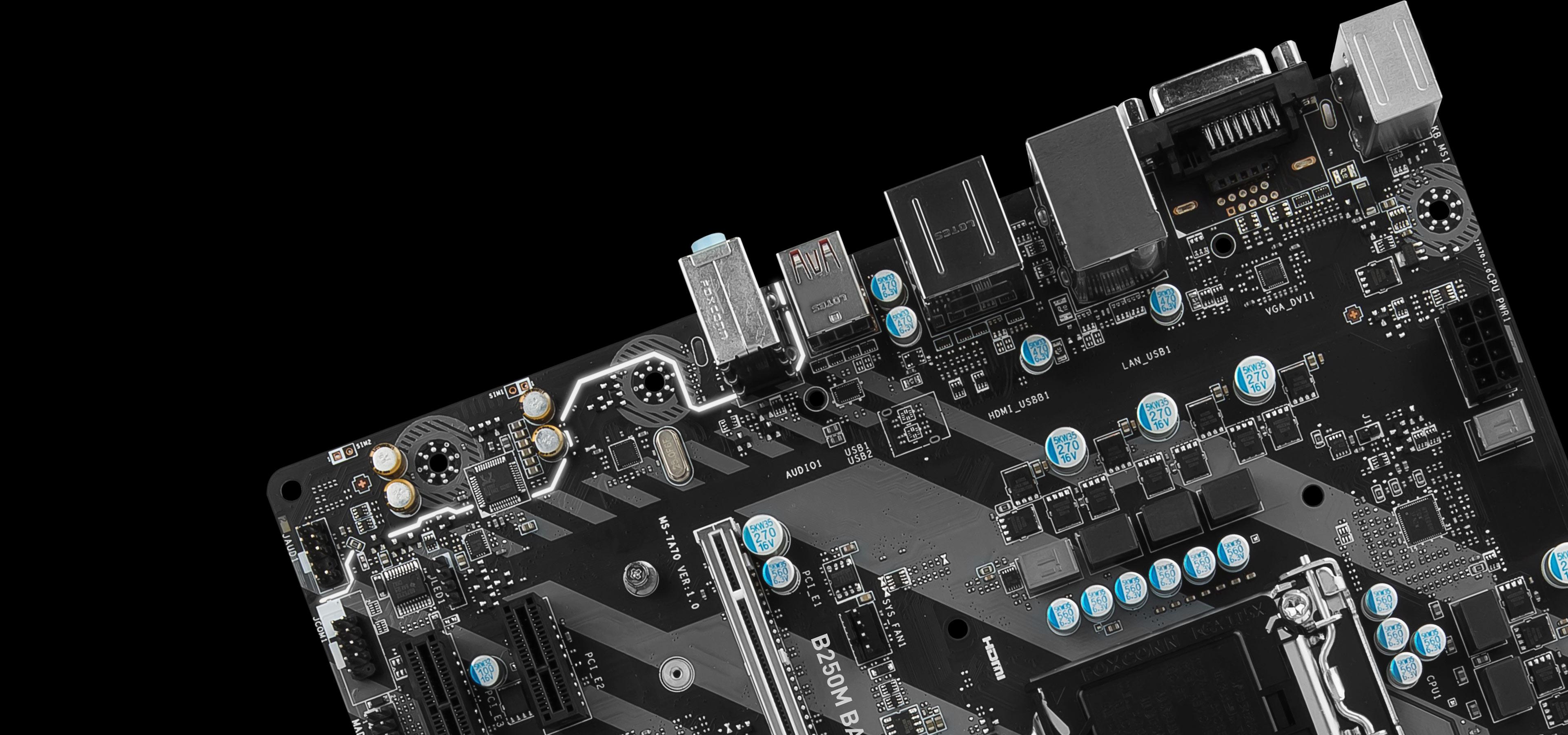 MSI M520 Chipset Drivers Windows