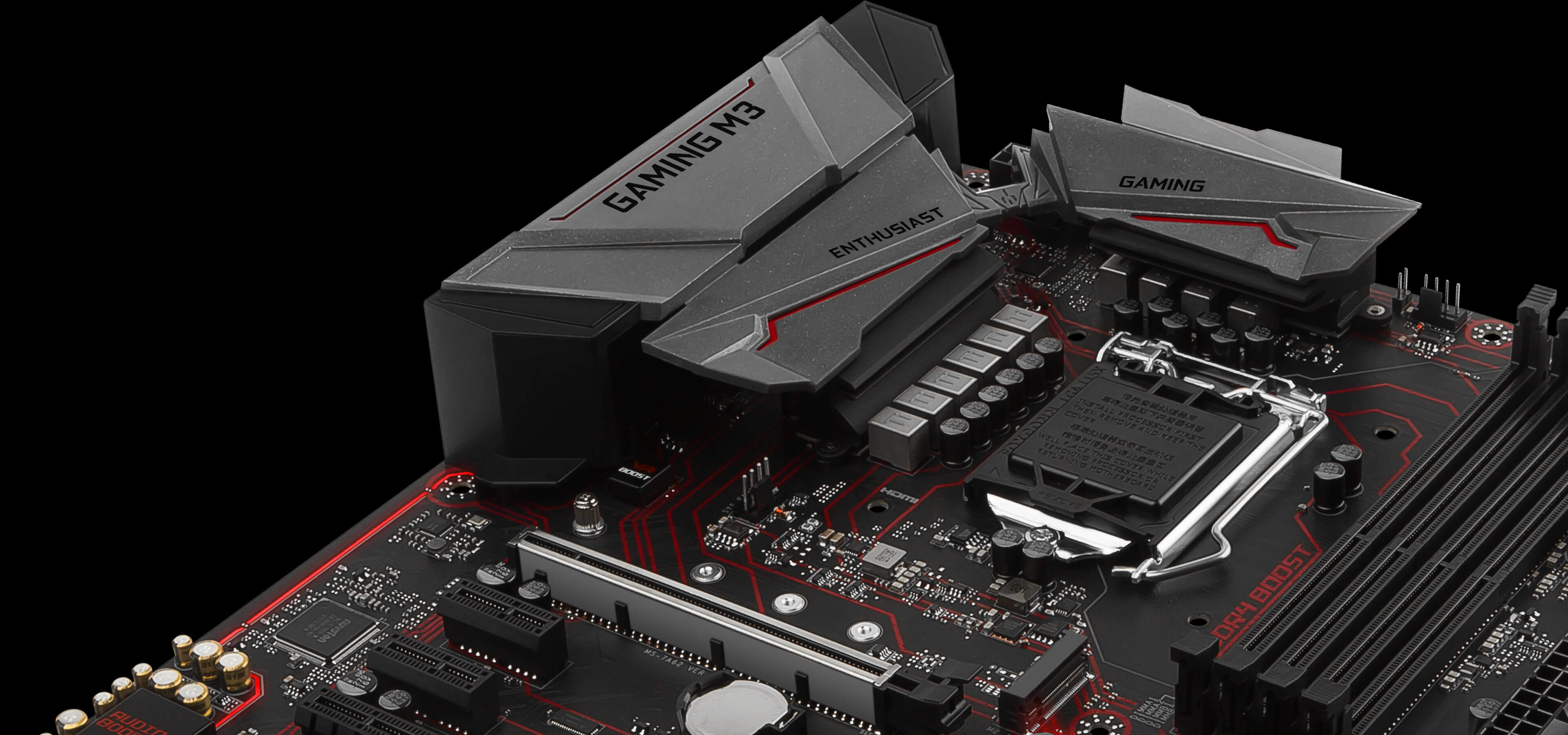 H270 GAMING M3 | Motherboard - The world leader in