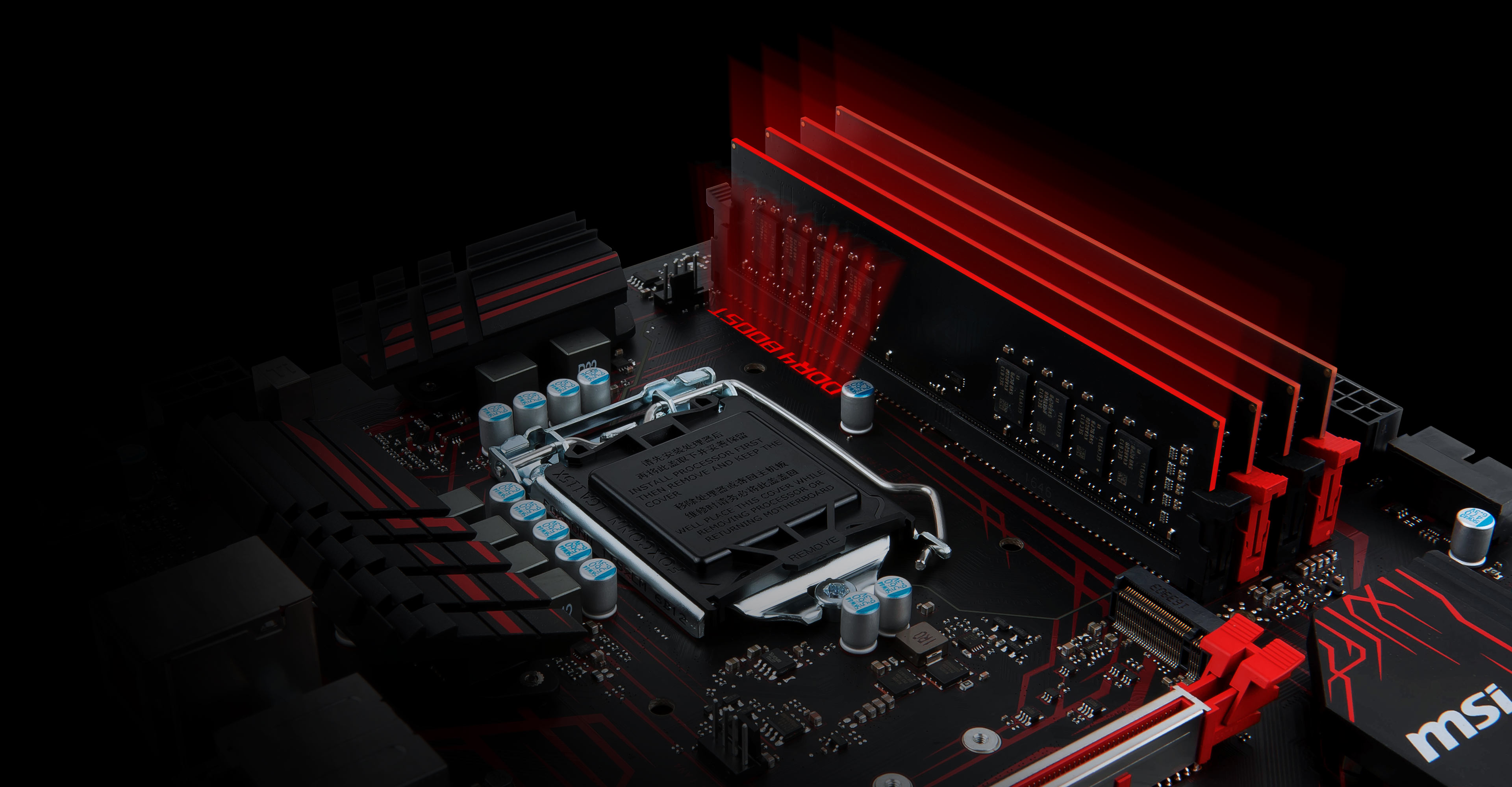 Z270 Gaming Plus Motherboard The World Leader In Vga Connector Pin Cable Diagram 15 Pinout Unmatched Memory Performance