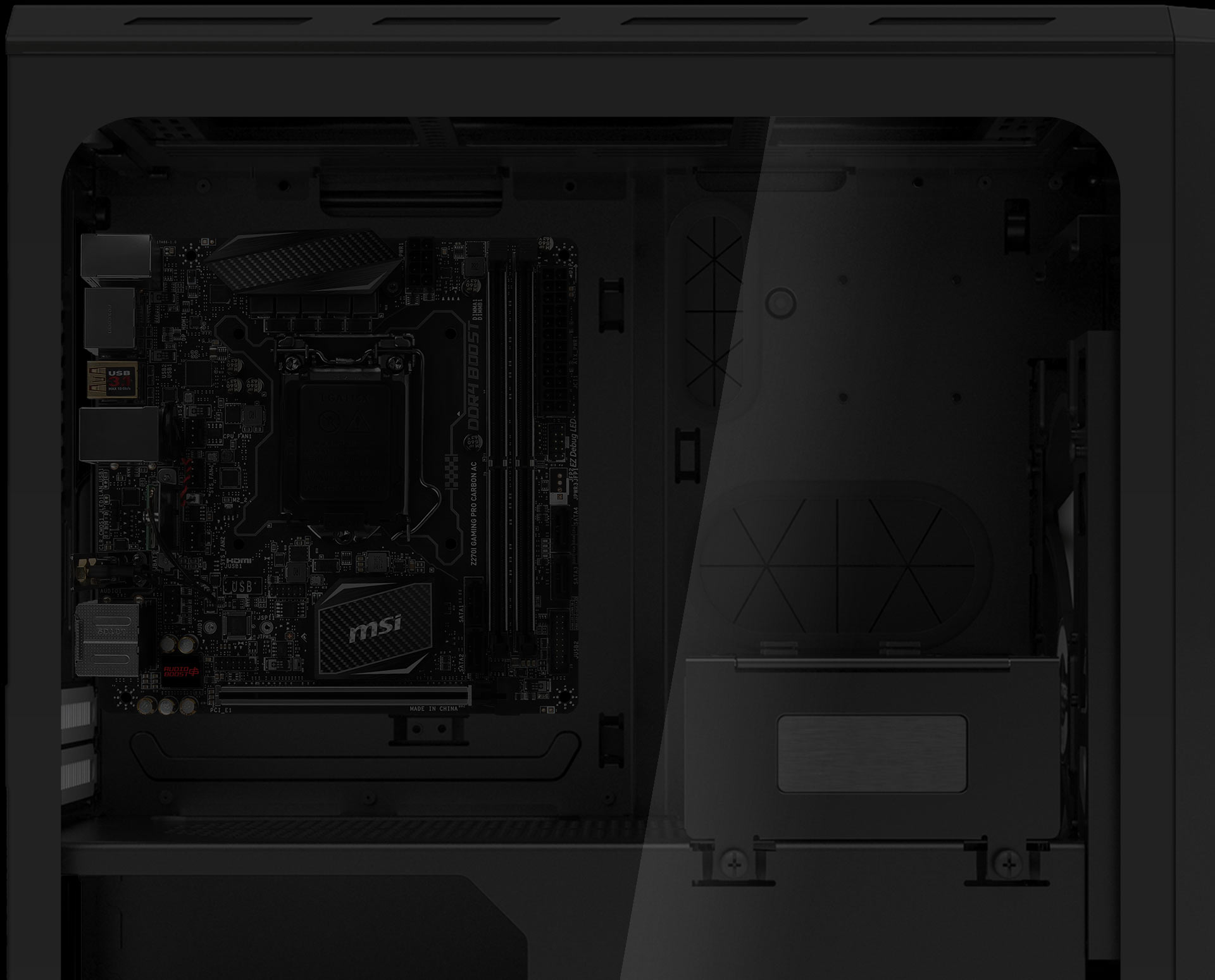 Z270I GAMING PRO CARBON AC | Motherboard - The world leader