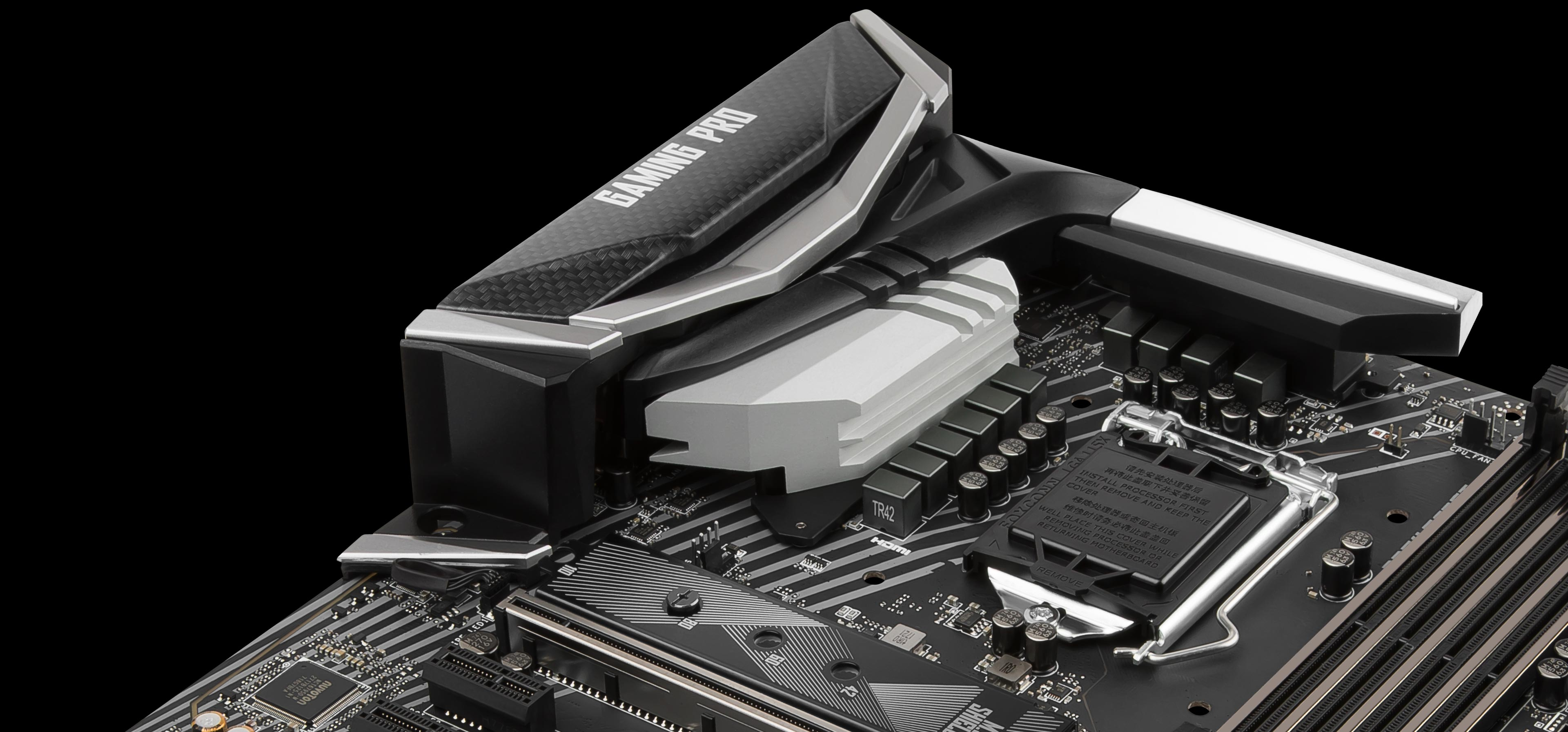 Z370 GAMING PRO CARBON AC | Motherboard - The world leader