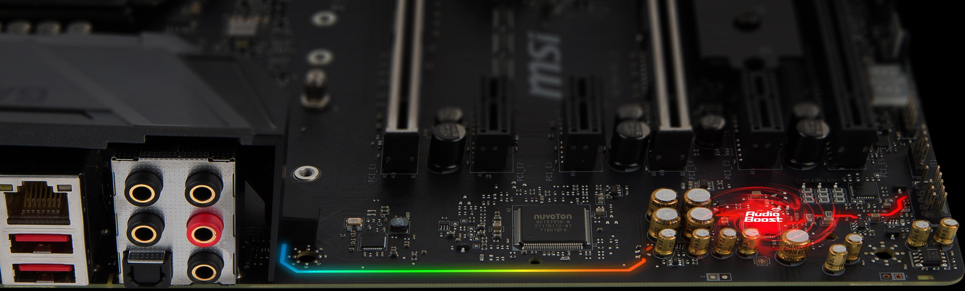 Msi Z370 Gaming M5 M.2 Slot