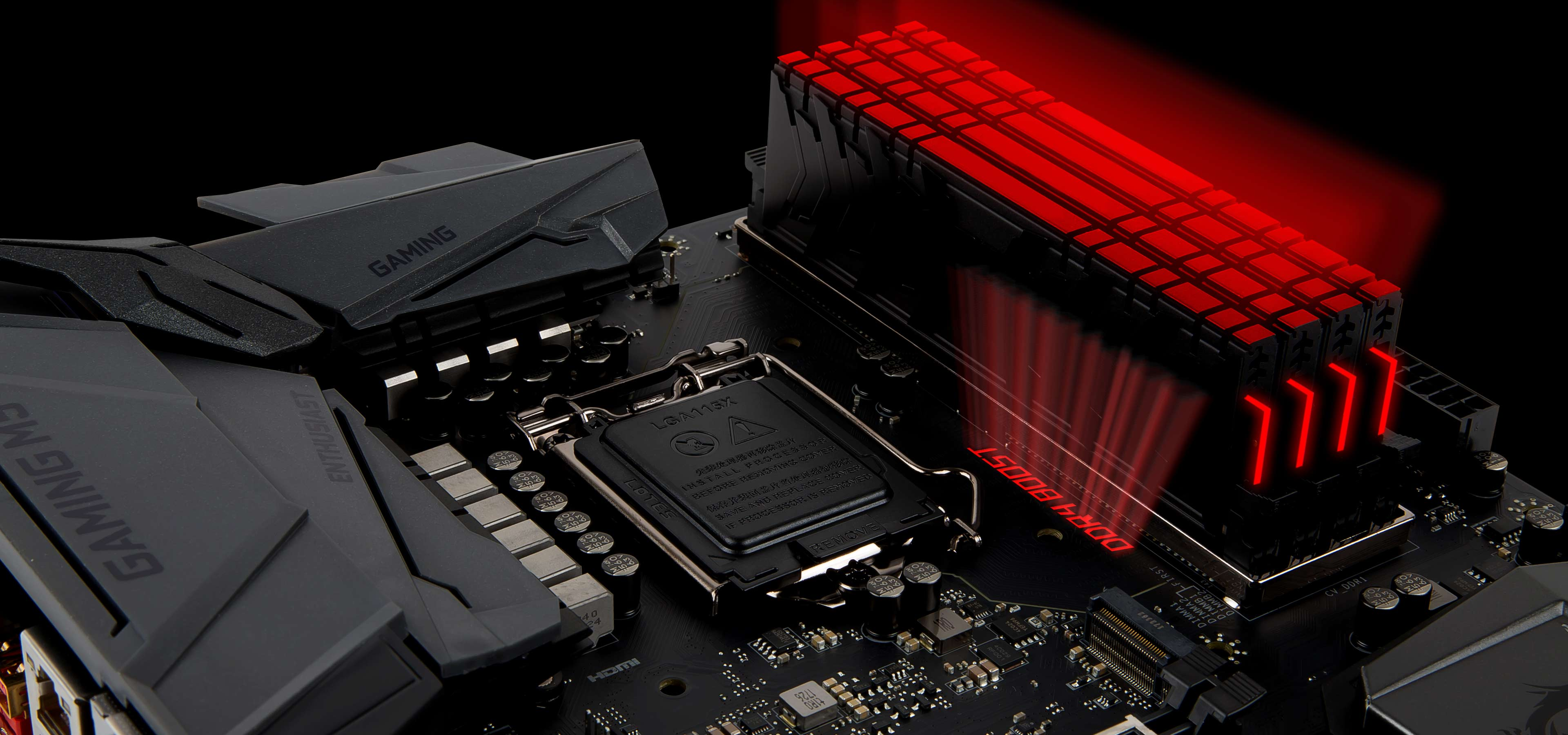 Z370 GAMING M5 | Motherboard - The world leader in motherboard