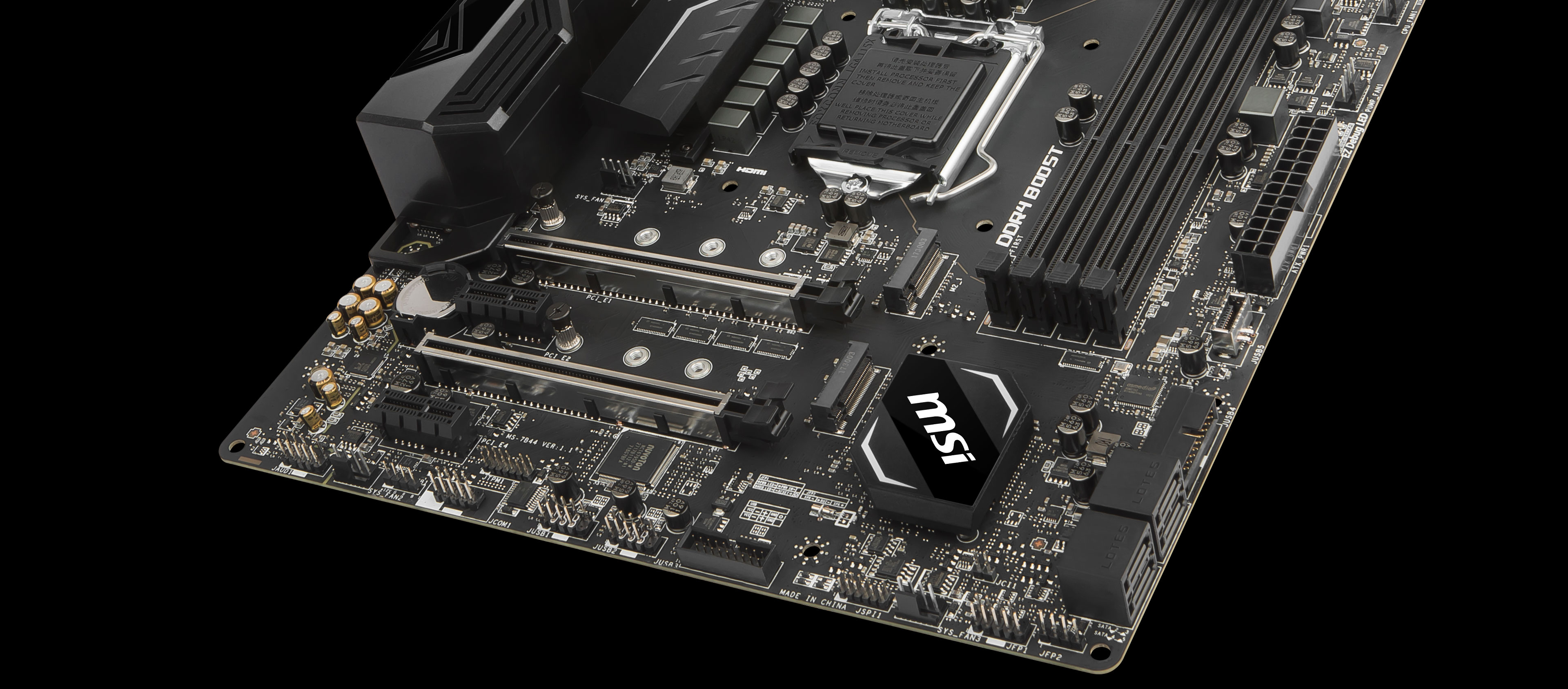 Z370M GAMING PRO AC   Motherboard - The world leader in motherboard