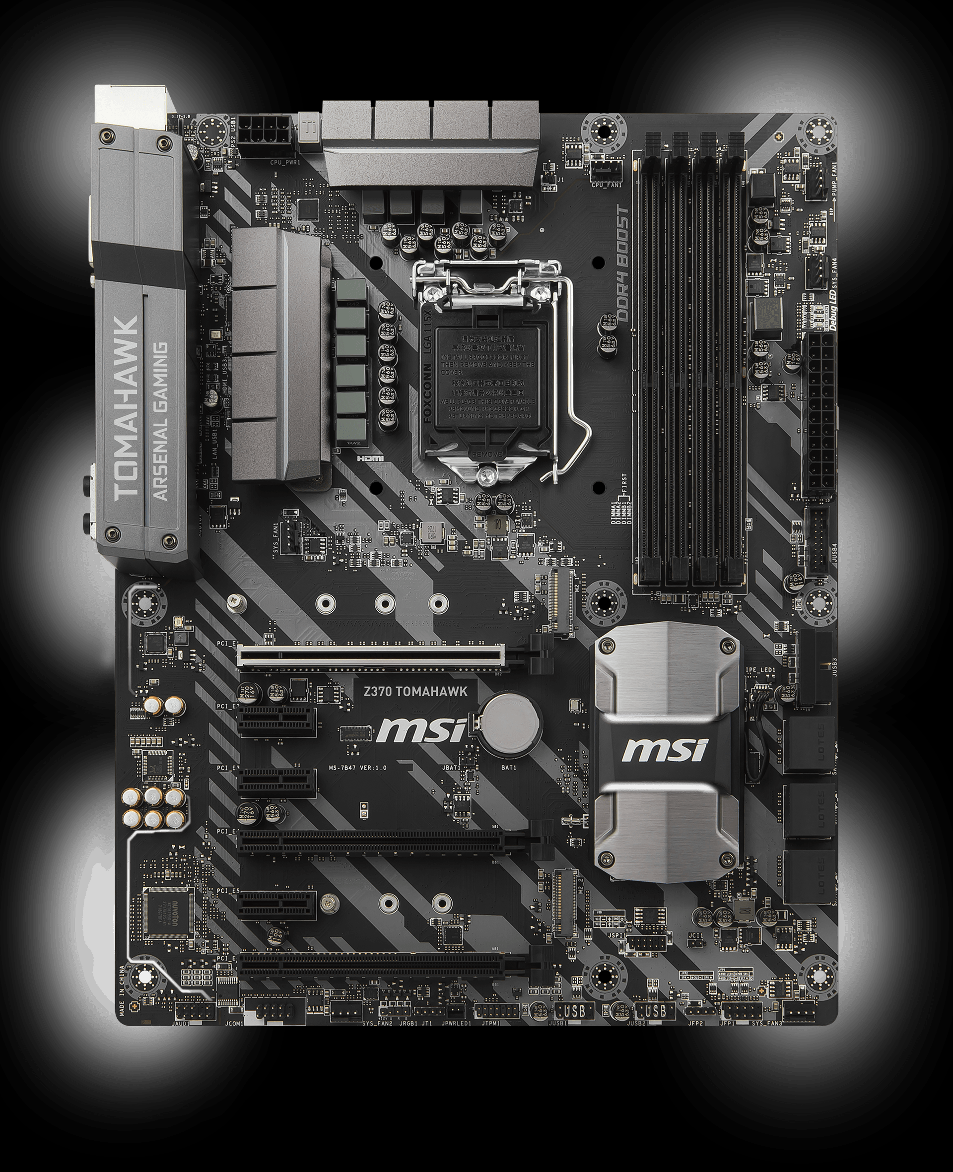 Z370 Tomahawk Motherboard The World Leader In Design Xbox 360 Off