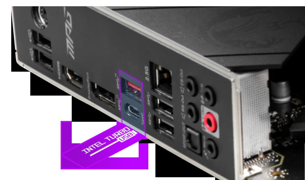 USB 3.2 GEN 2
