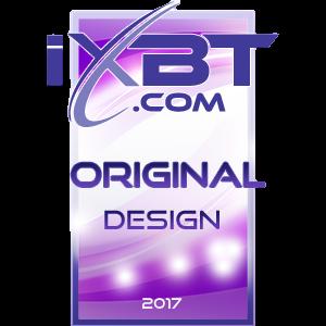 Original Design iXBT