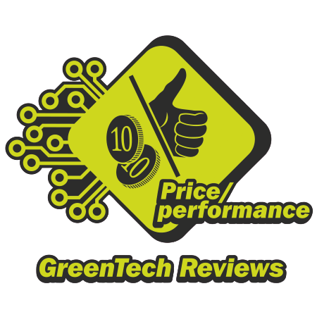 Price/Performance GreenTechReviews