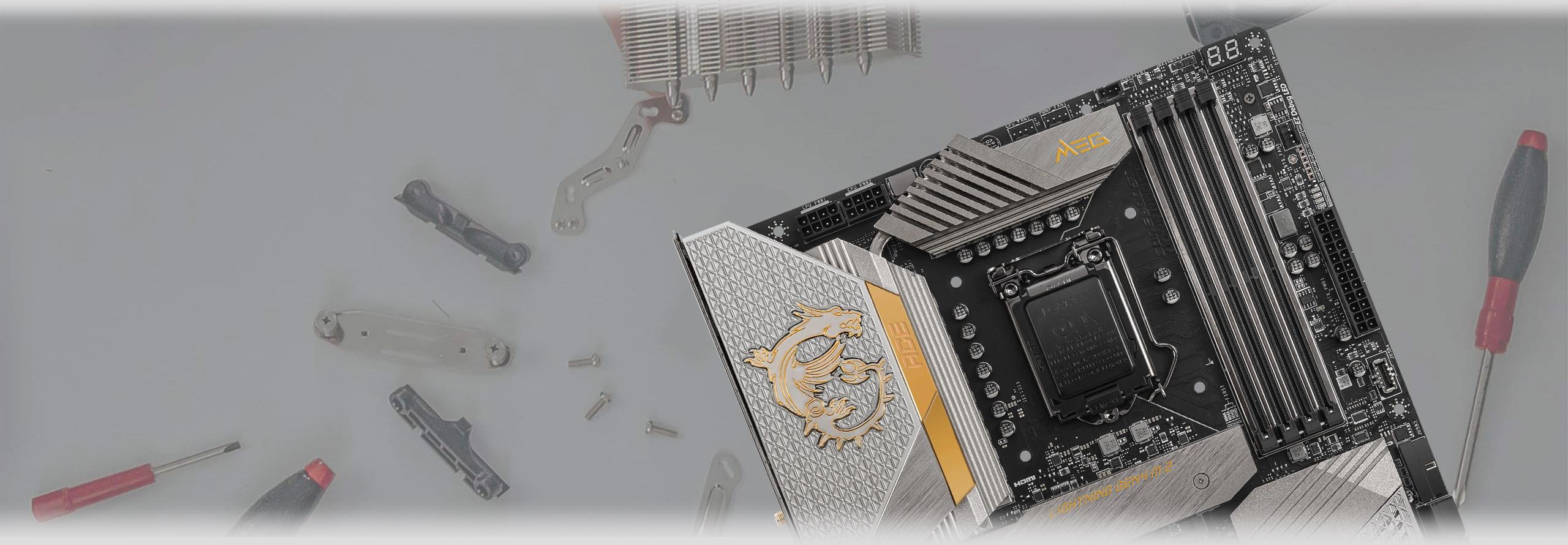 MSI MB hardwarekv