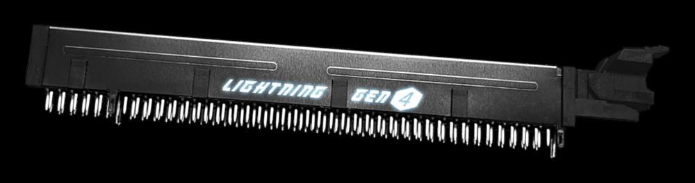 LIGHTNING GEN 4 PCI-E
