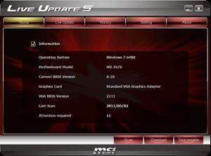 MSI B85I Intel Bluetooth Driver PC