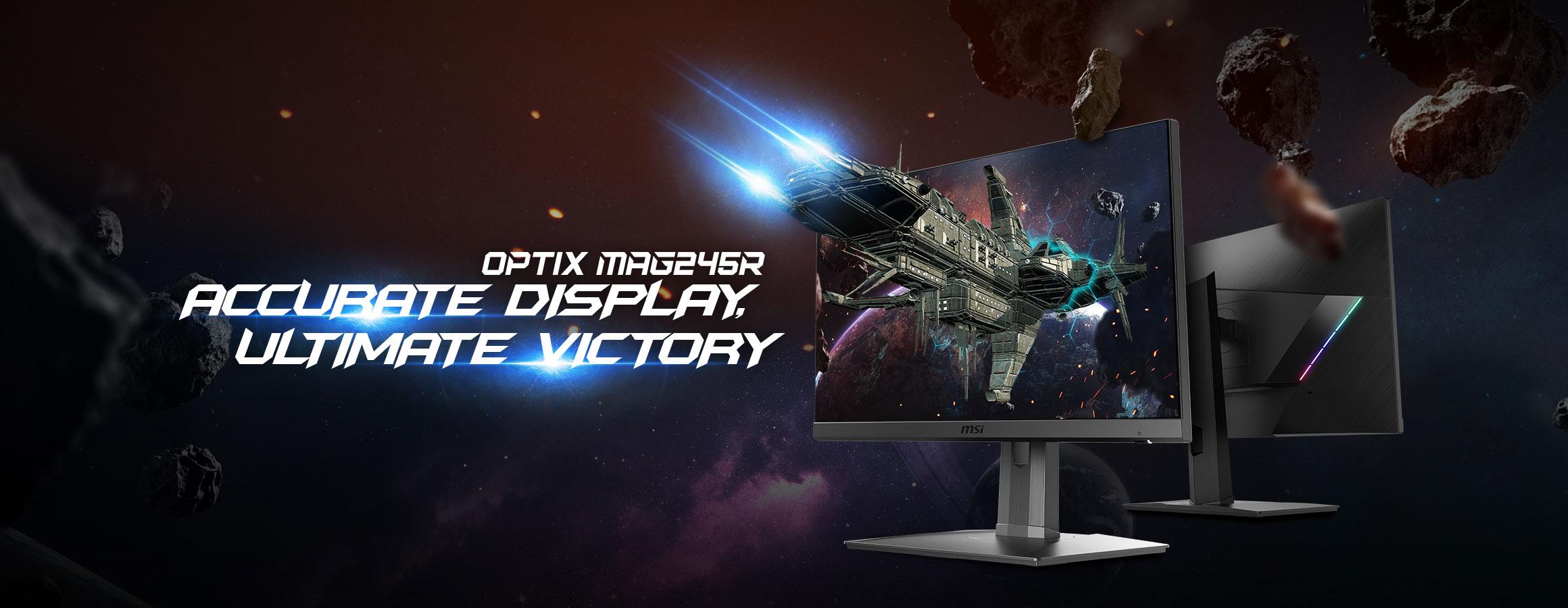 MSI Optix MAG245R