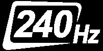 icon - 240hz