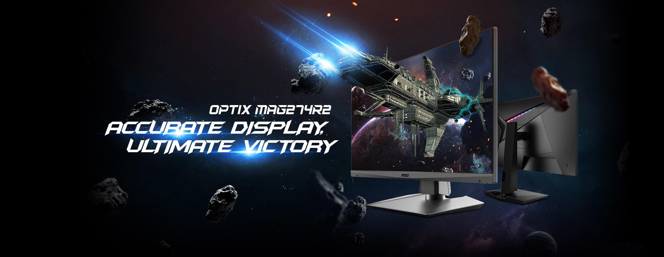 Optix MAG274R2