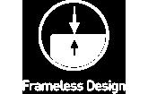 icon-Frameless Design